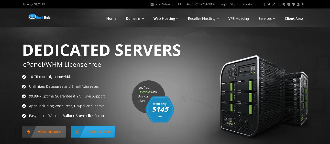 Host Hub