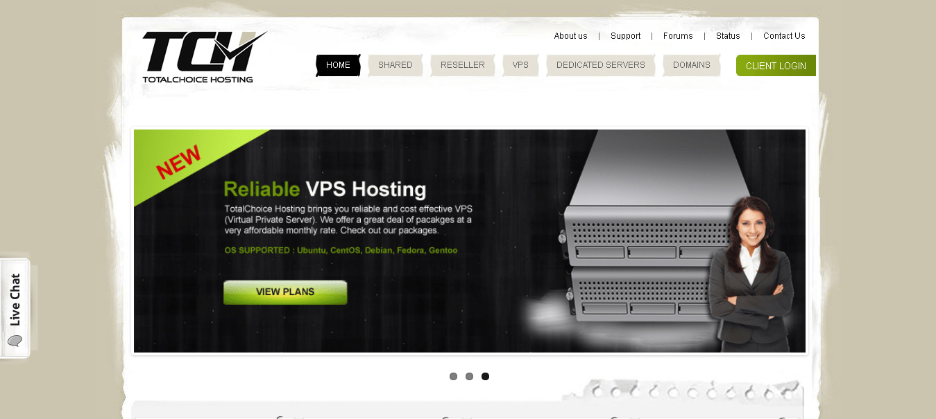 Total Choice Hosting
