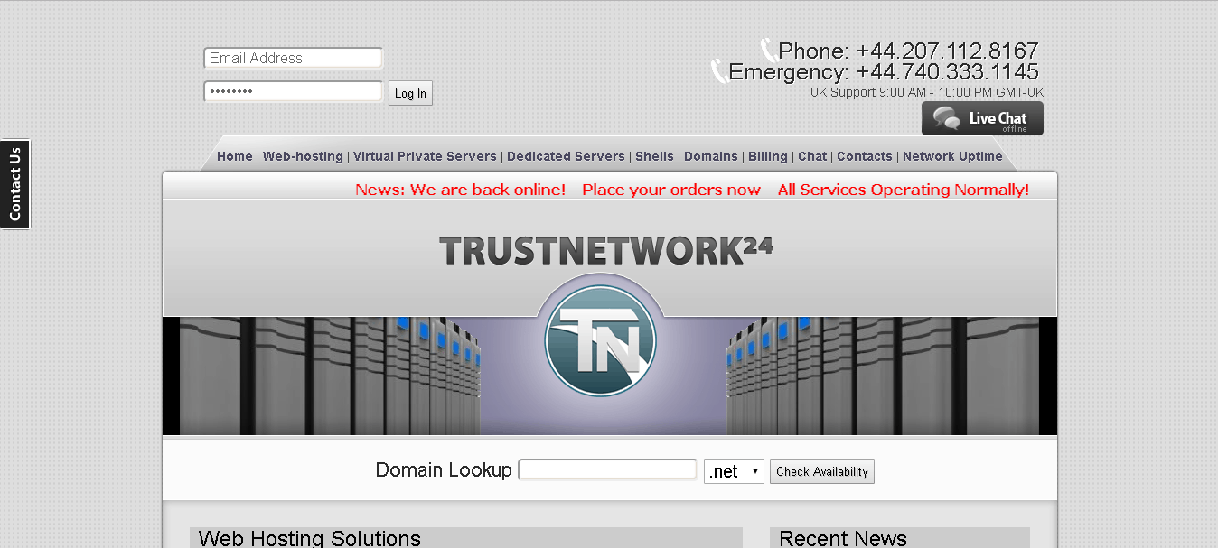 trustnetwork main