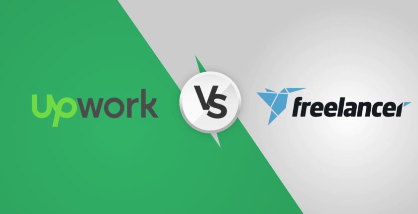 Upwork vs Freelancer.com: Which Is Best? (2019 COMPARISON)