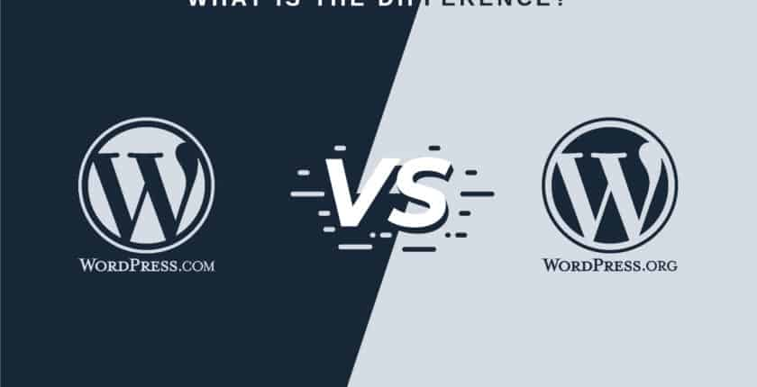 WordPress.org vs. WordPress.com – Which Is Better in 2019?