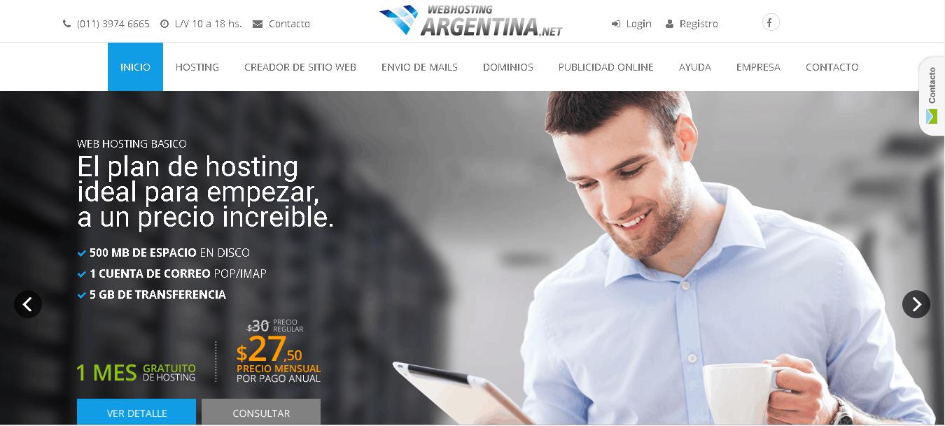 webhostingargentina main