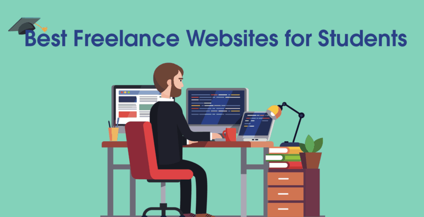 3 Best Freelance Websites for Students