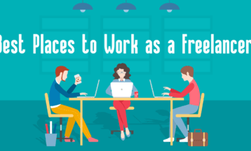 Where to Work as a Remote Freelancer (2020 BEST LOCALS)