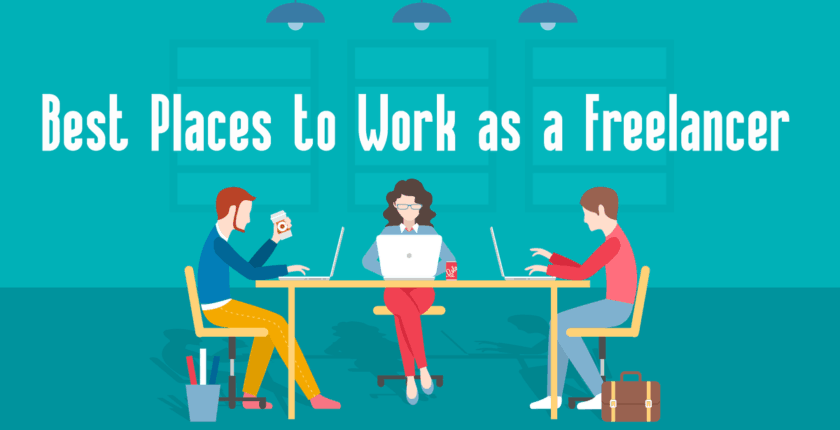 Where to Work When You're a Remote Freelancer