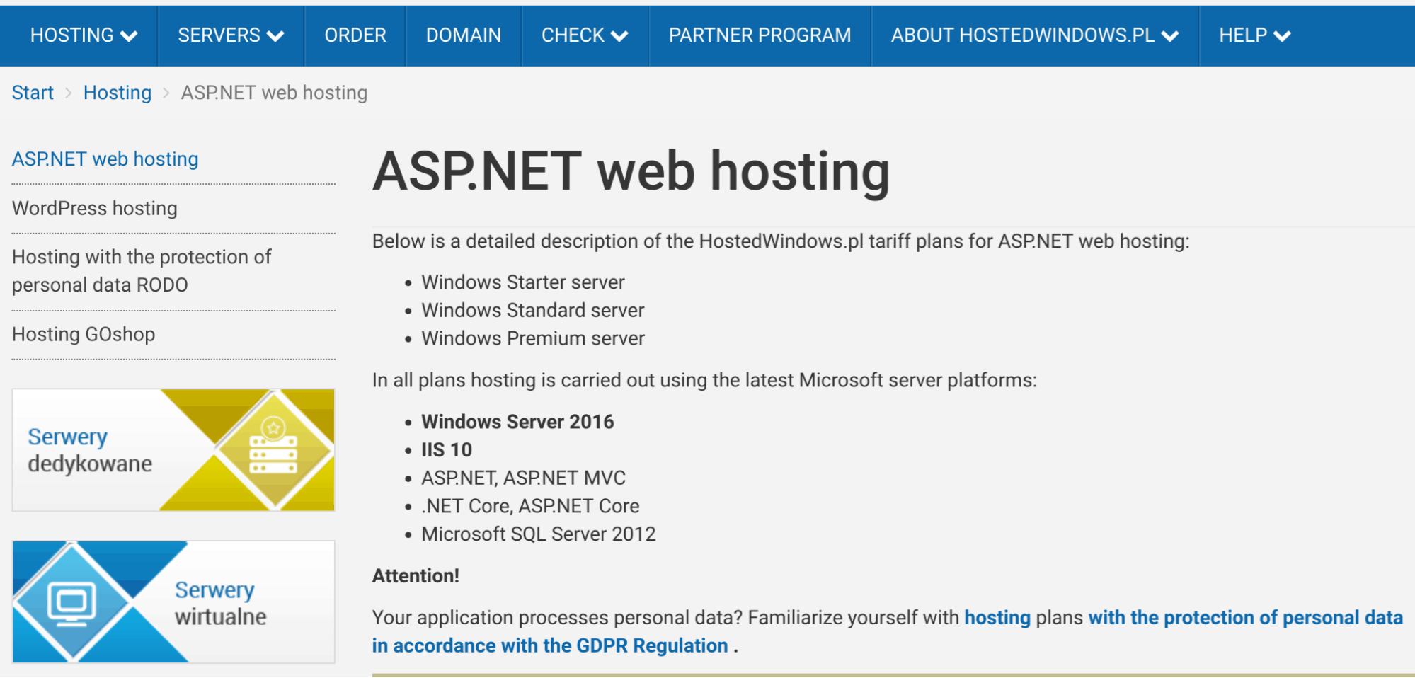 HostedWindows.pl