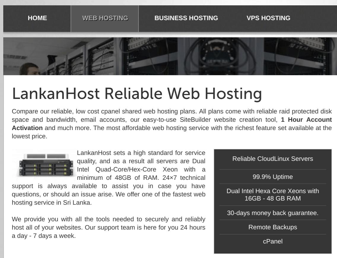 LankanHost-overview1