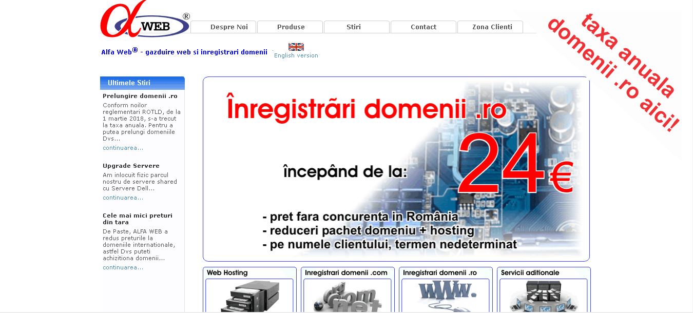 alfaweb main