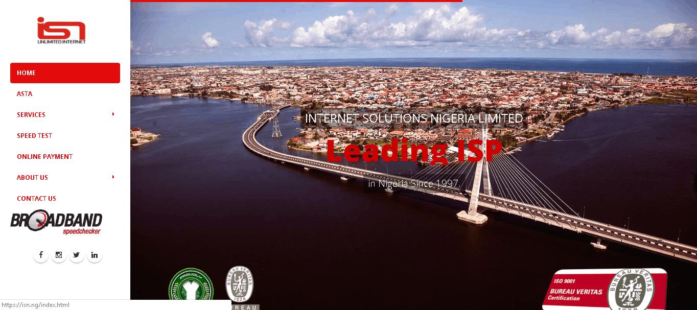 Internet Solutions Nigeria