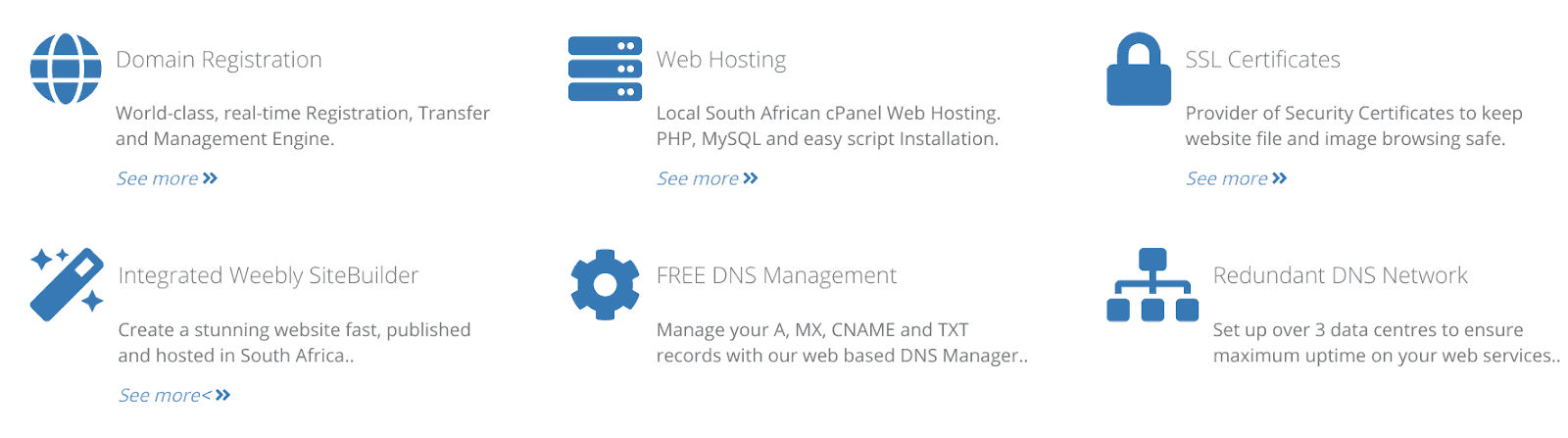 Register Domain SA