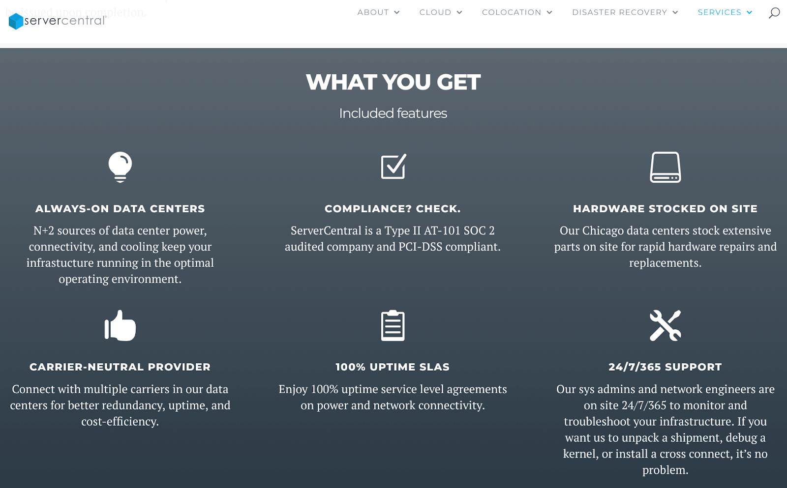 servercentral 1