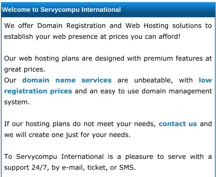 Servycompu