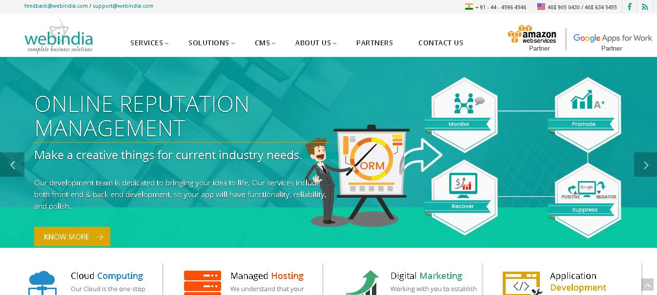 webindia main