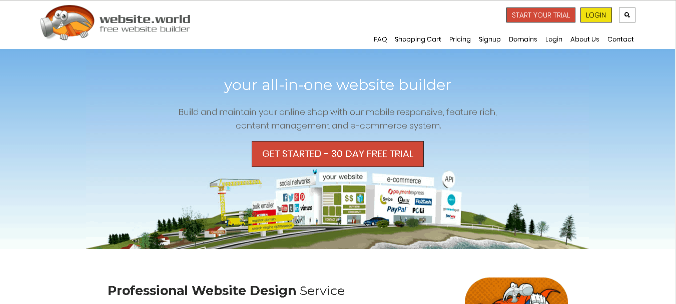 websiteworld main