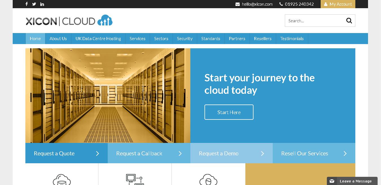 Xicon Cloud