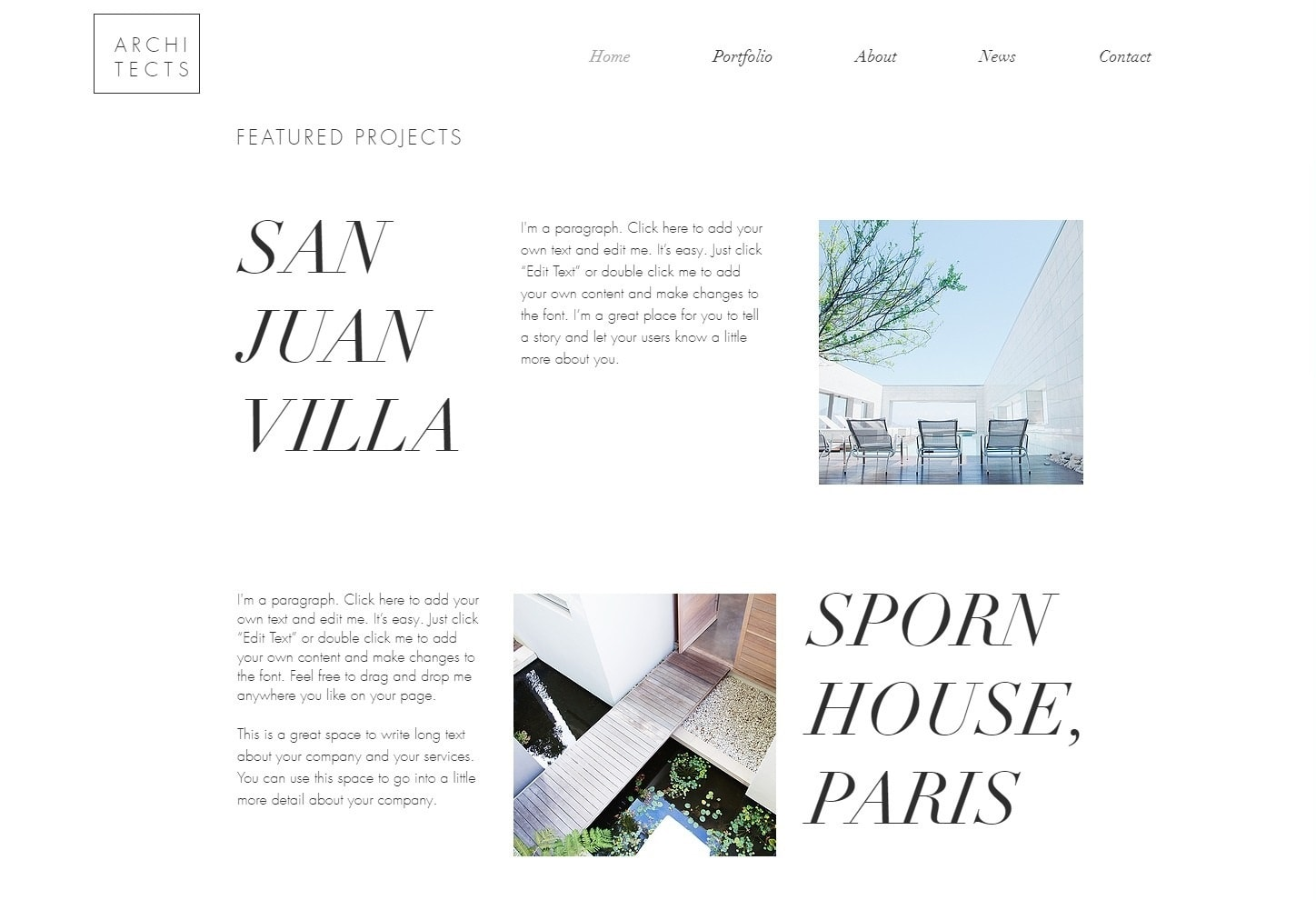 6 Best Wix Real Estate Templates (+2 Worst)-image2