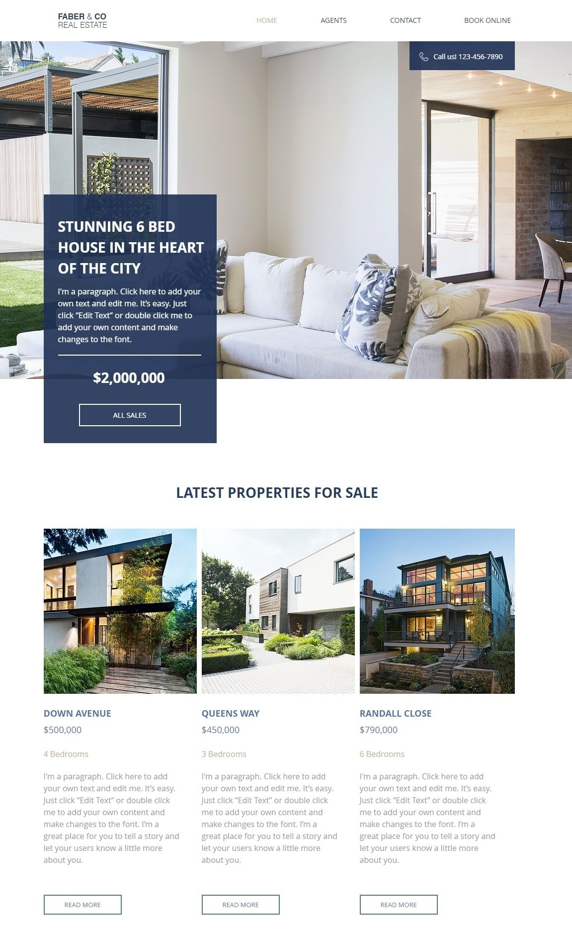 6 Best Wix Real Estate Templates (+2 Worst)-image3