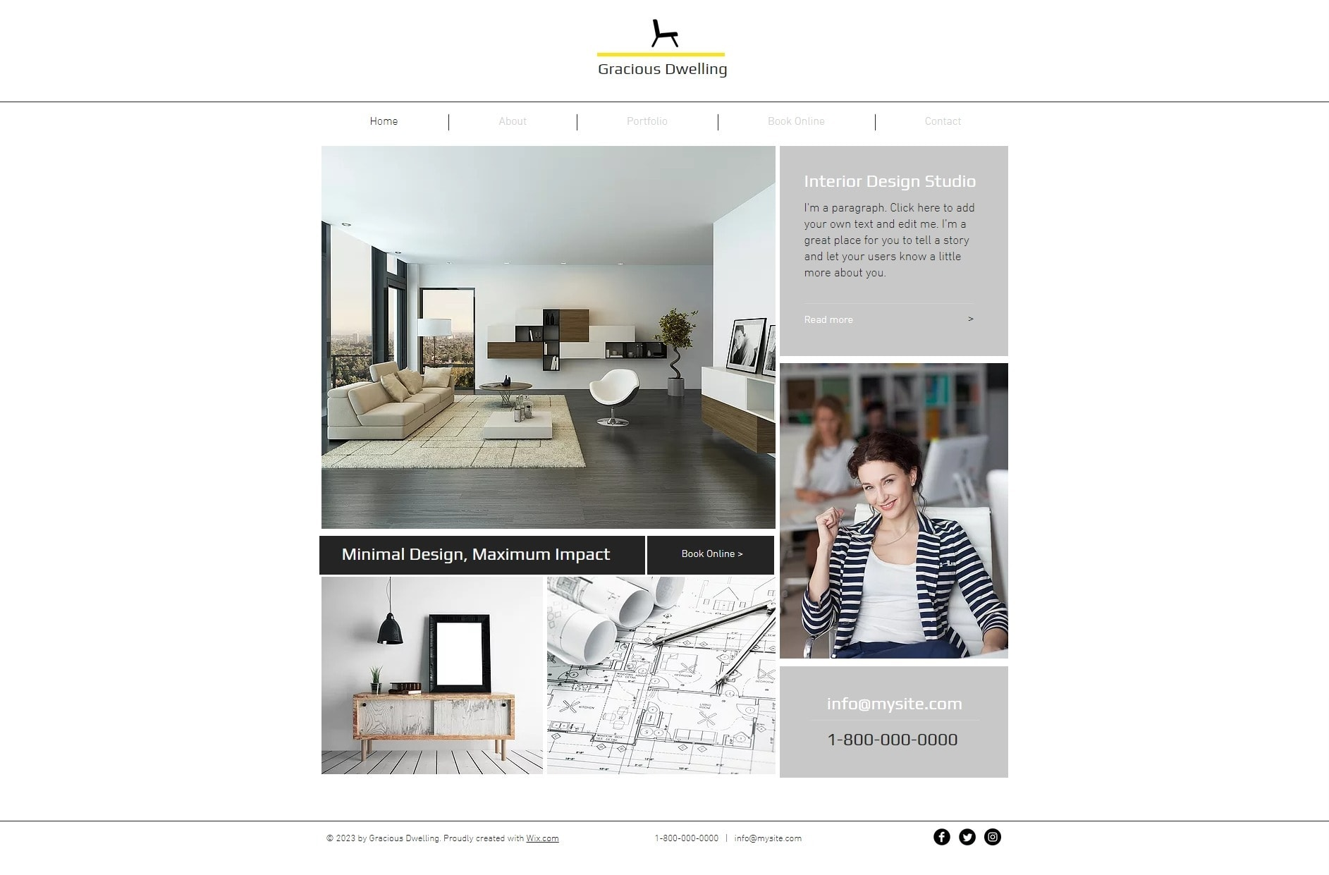 6 Best Wix Real Estate Templates (+2 Worst)-image5