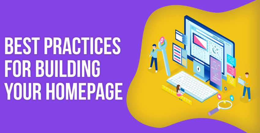 Best Homepage Practices – 9 Most Important Elements (+Examples)
