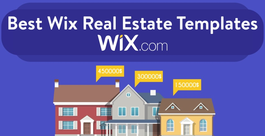 6 Absolute Best Wix Real Estate Templates (+2 Worst)