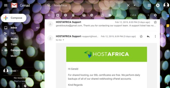 Hostafrica