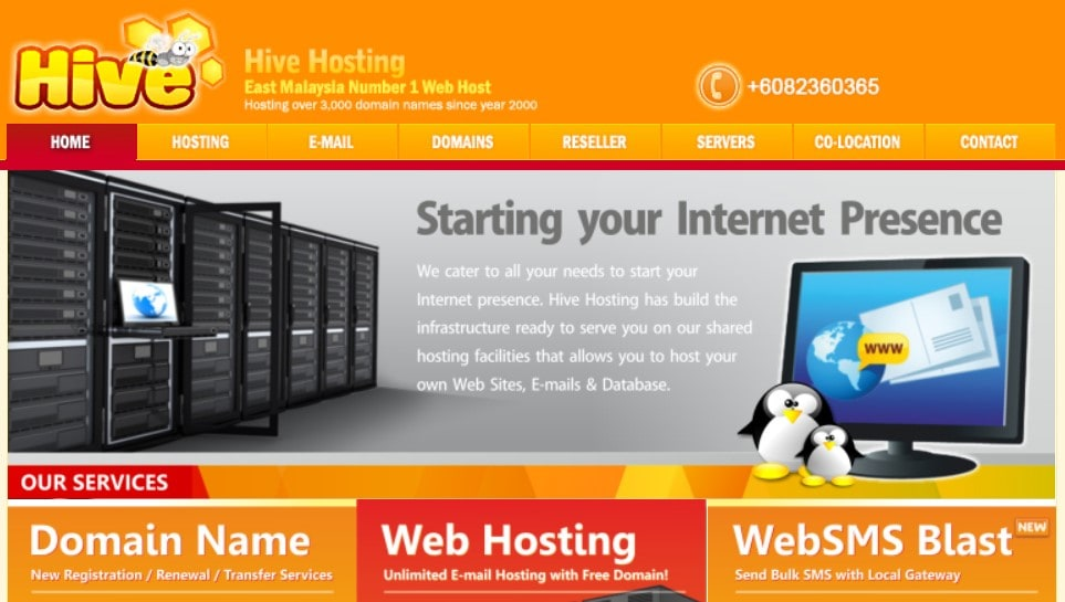 Hive-Hosting-overview1