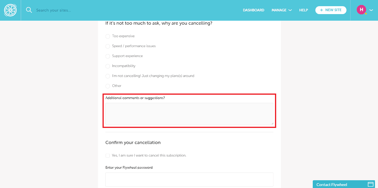 How-to-Cancel-Your-Account-with-Flywheel-and-Get-a-Refund-image2