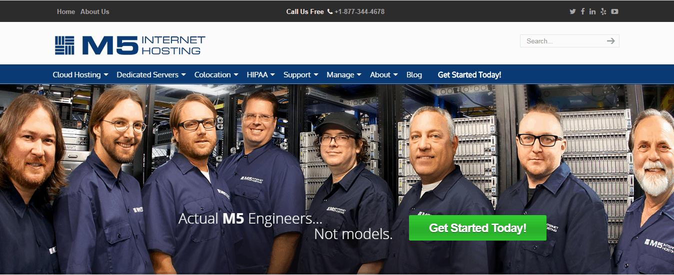 M5IH-website