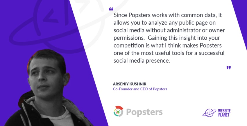 Popsters is the Tool for Gaining Insight into Your (and Your Competition's!) Most Successful and Effective Social Media Content