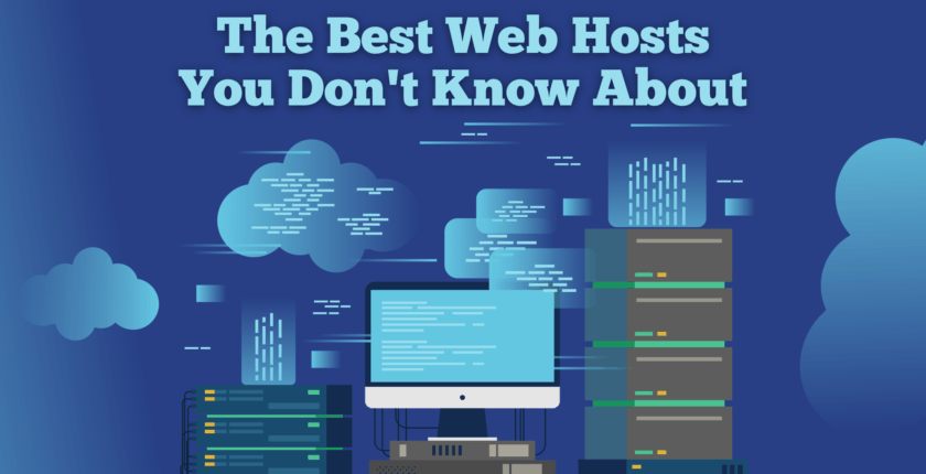 The Best Web Hosting Services You Never Knew About (2019)