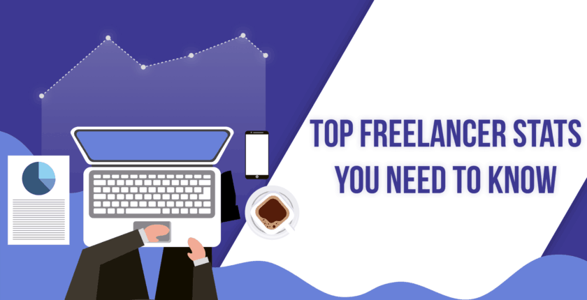30+ Freelance Stats – Why the Gig Economy is Growing in 2020