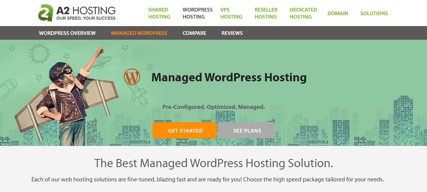 6 Best Managed WordPress Hosting Providers in 2020