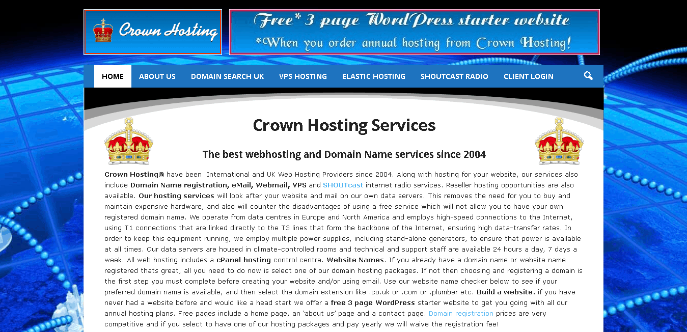Crown Hosting Review 2019 – Not Bad, but We've Seen Better