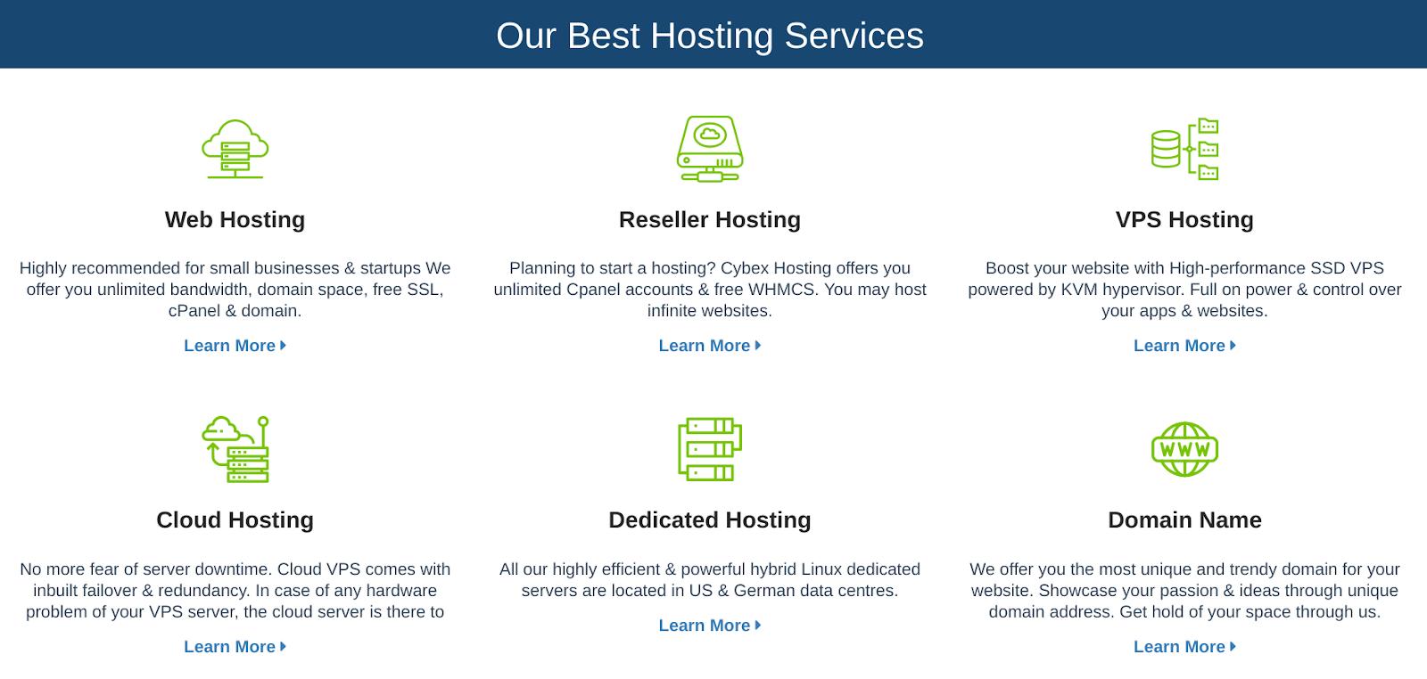 cybex hosting 1