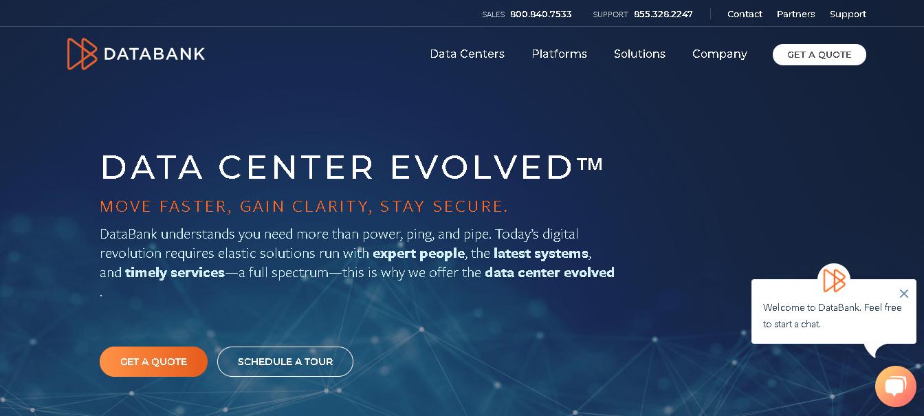 databank main