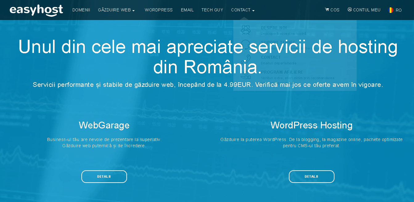 Easyhost Romania