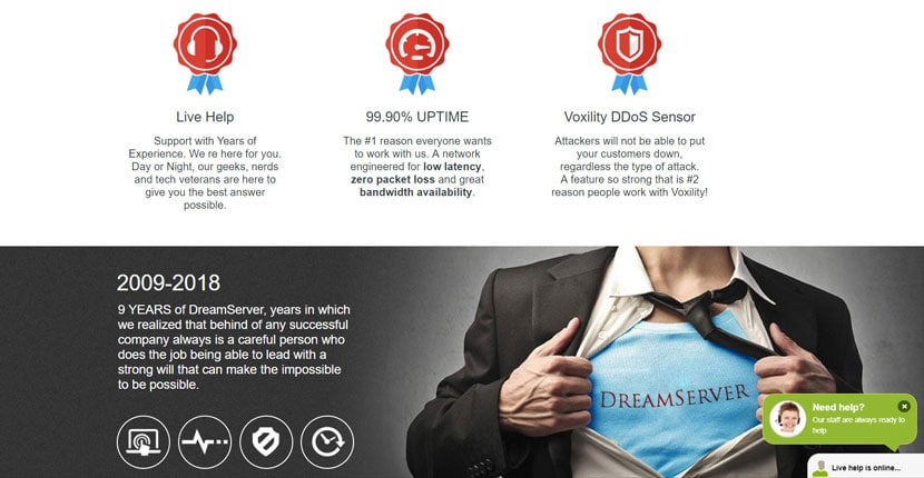 DreamServer features