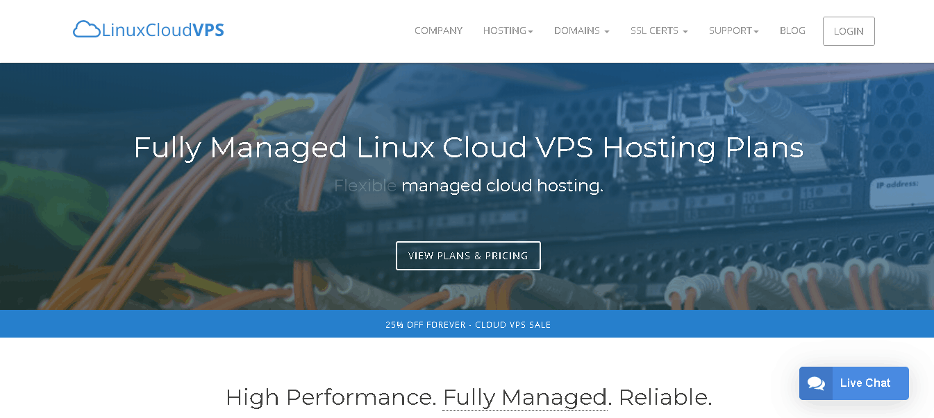LinuxCloudVPS.com