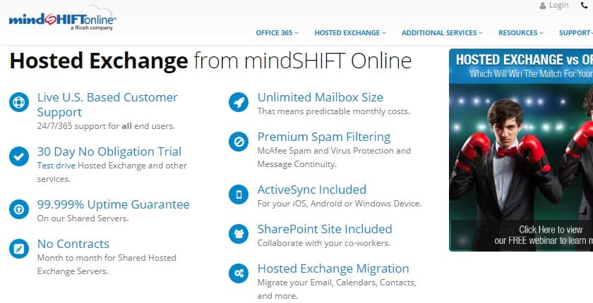 mindShift-features