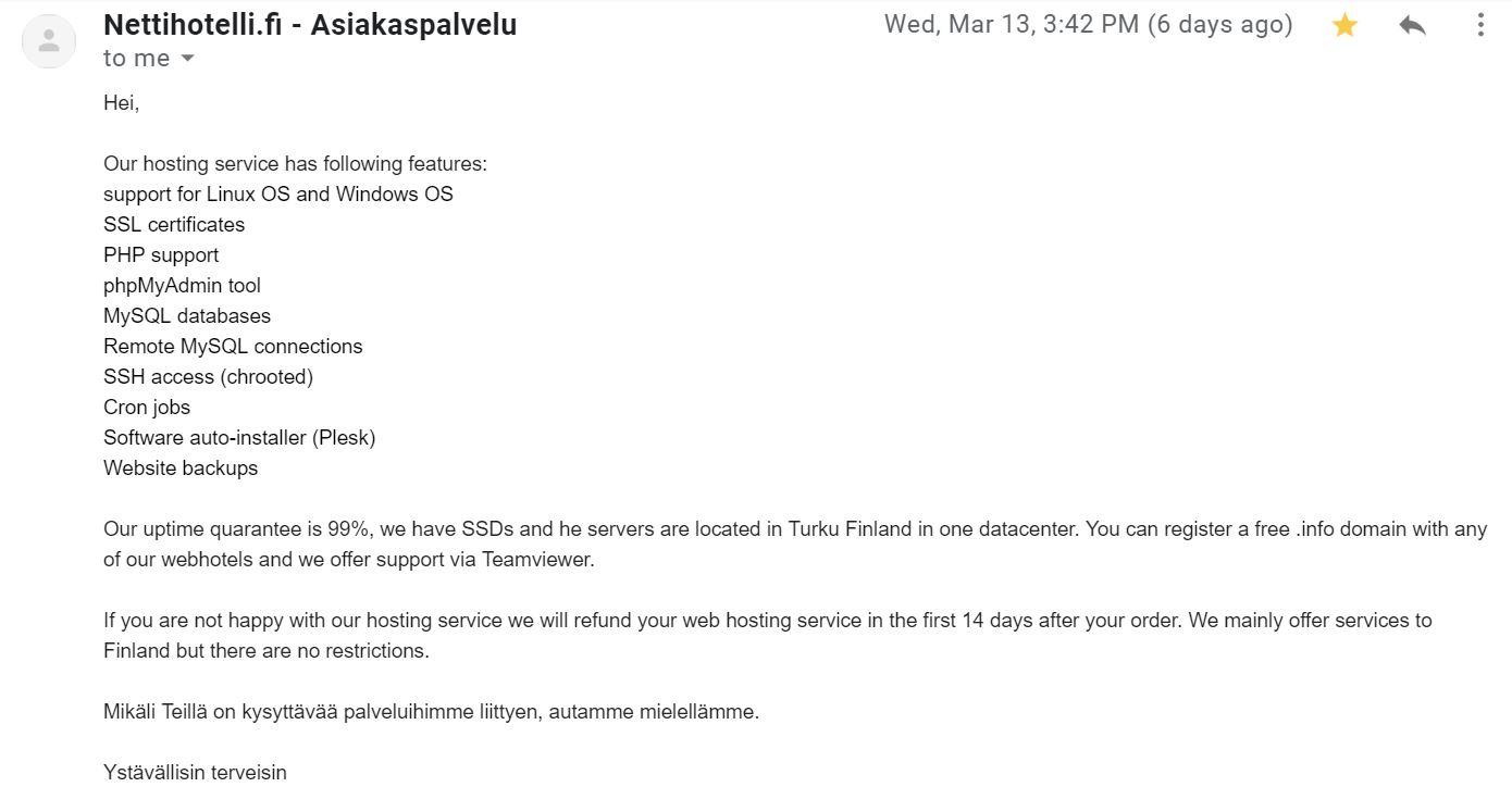 Nettihotelli.fi