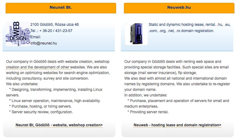 neuweb-support