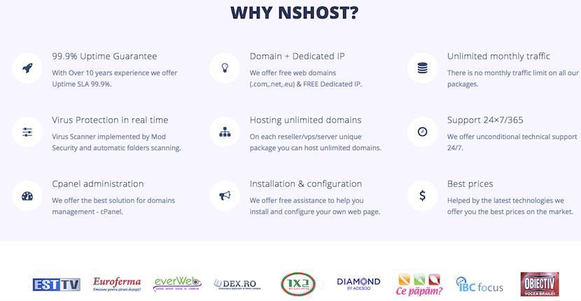 nshost 1