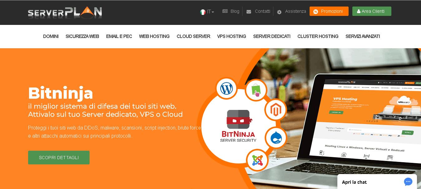 sito serverplan