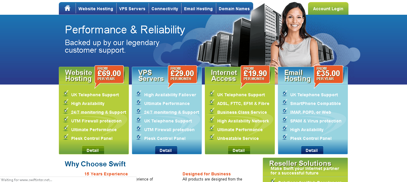 swiftinternet main
