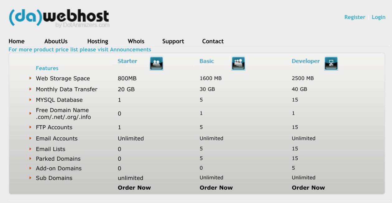 DA-Web-Host-overview1