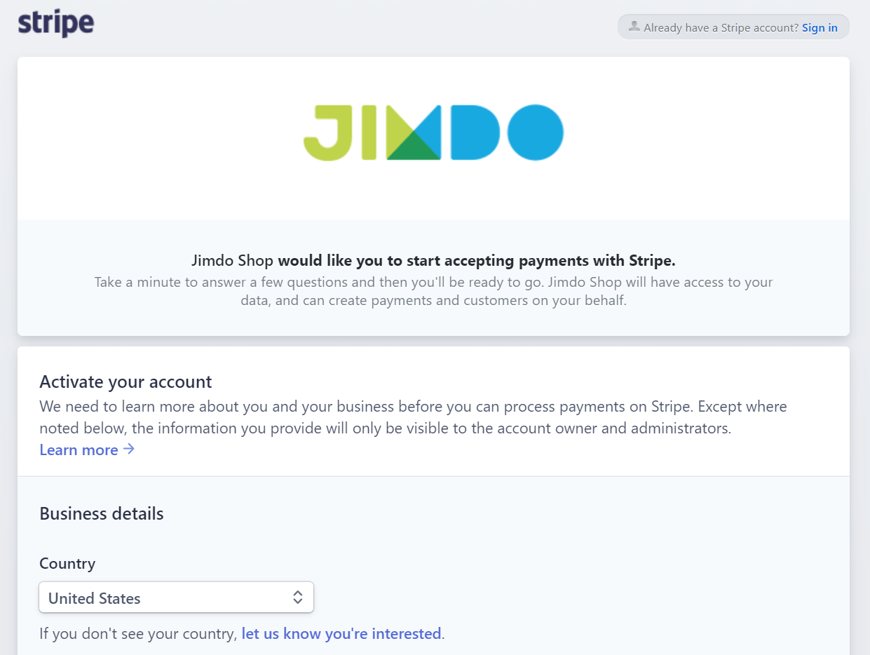 How to Add a Store to Your Jimdo Website-image9