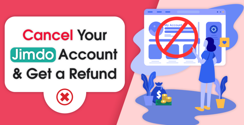 How to Cancel Your Account with Jimdo and Get a Refund