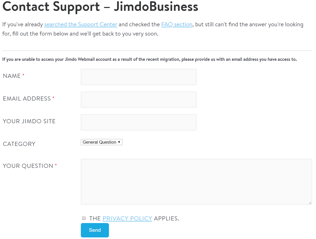How to Cancel Your Account with Jimdo and Get a Refund-image4