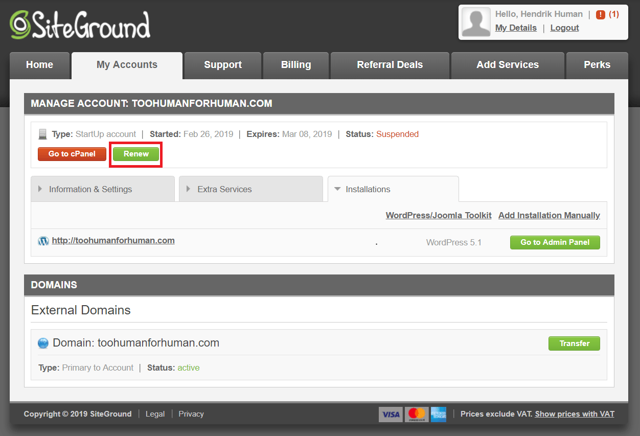 How to Cancel Your Account with SiteGround and Get a Refund-image9