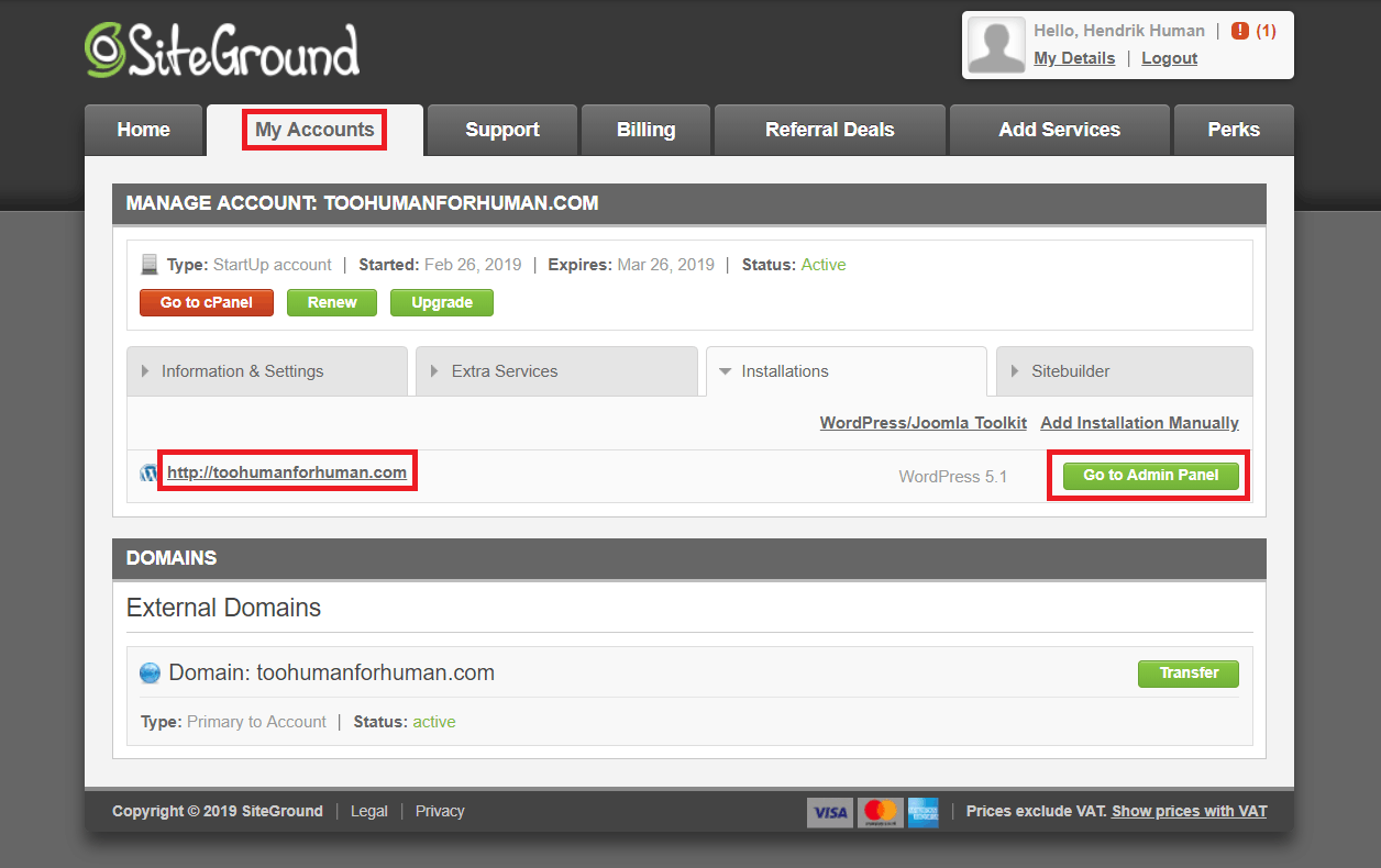 How to Connect a Domain and Install WordPress on SiteGround-image8